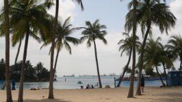 Сингапурский пляж