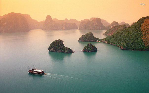 Пляж Ха Лонг