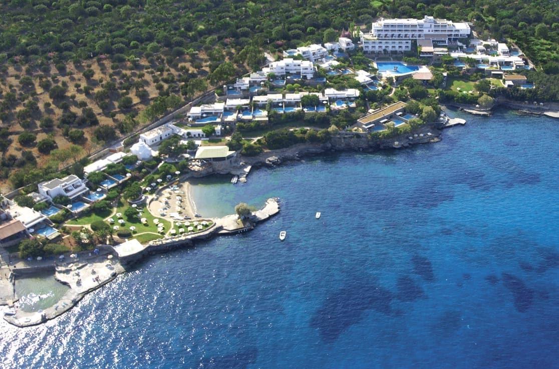 Пляж отеля Элунда
