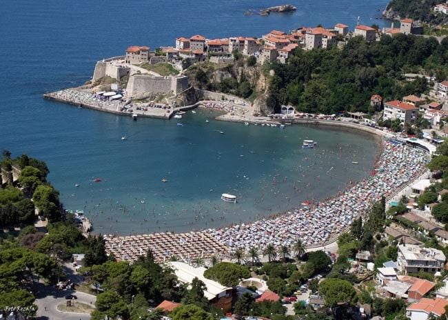 Черногория - пляжи