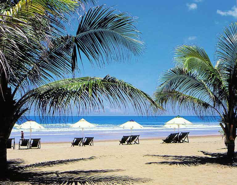 Пляжи Легиан