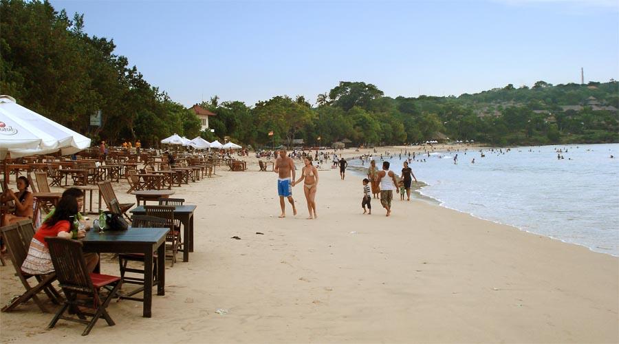 Пляж Джимбрана