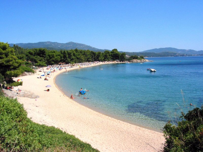 Пляжи Халкидики