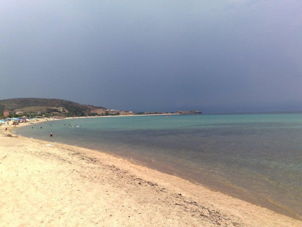 Пляж Ливрохио