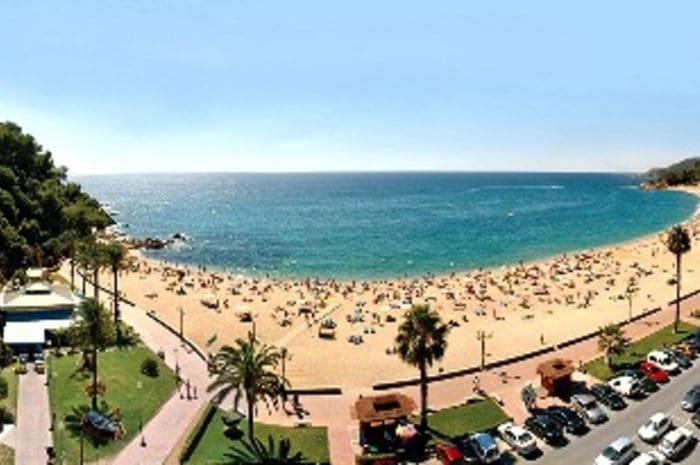 Испанский пляж Ллорет