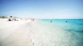 Лучшие песчаные пляжи Испании