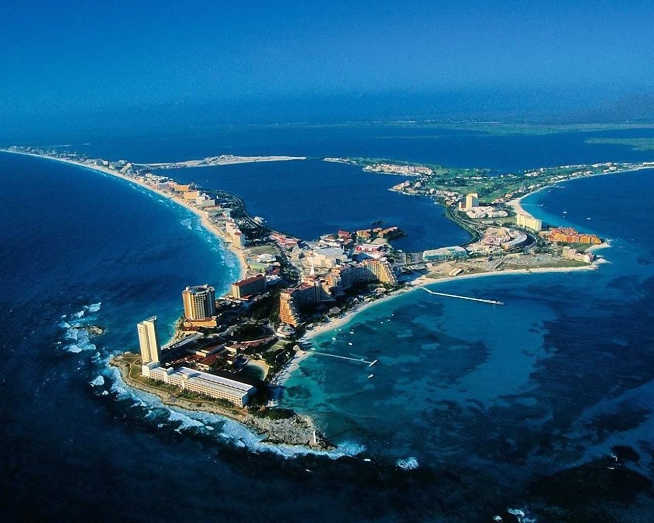 Остров Канкун