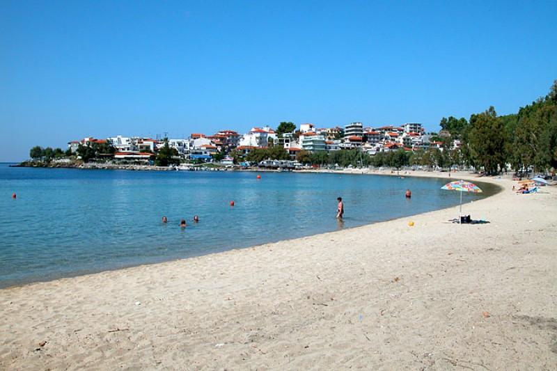 Пляж Мармарас