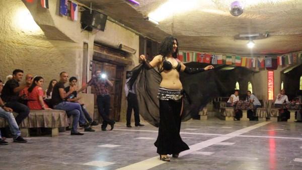 Танец живота в турции