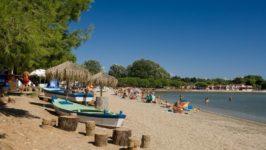 Песчаные пляжи Хорватии