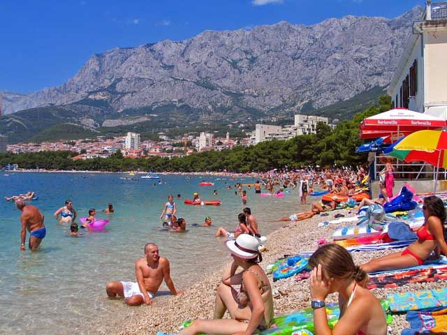 Экологичные пляжи Хорватии