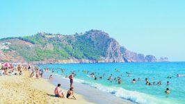 Пляжи Алании