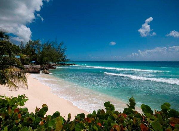 Восточный пляж Барбадоса