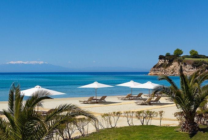 Пляжи Сани