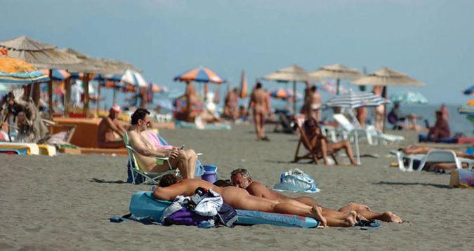 Нудистские пляжи Франции