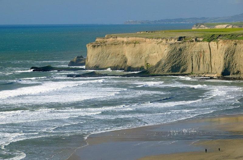 Пляжи Калифорнии