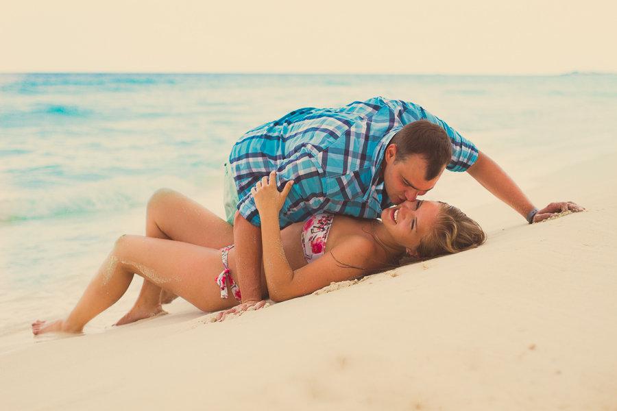 Медовый месяц в Канкуне