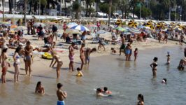 Пляжи Канн