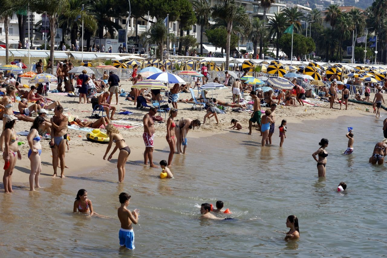 Фото нудисткие пляжи франции 20 фотография