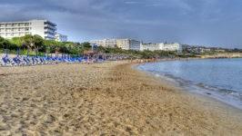 Песчаные пляжи Кипра