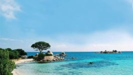 Пляжи Корсики