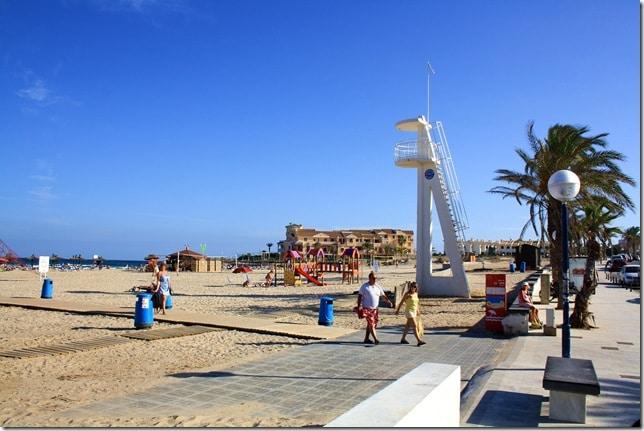 Пляж Эль Альтет