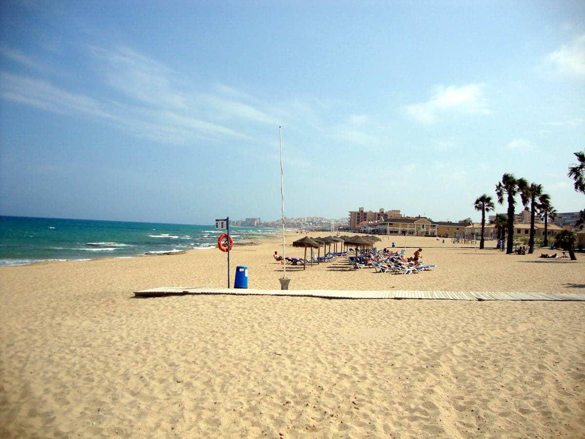 Пляж в ла мата фото