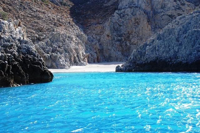 Крит -пляжный отдых