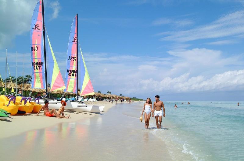 Лучший пляж кубы