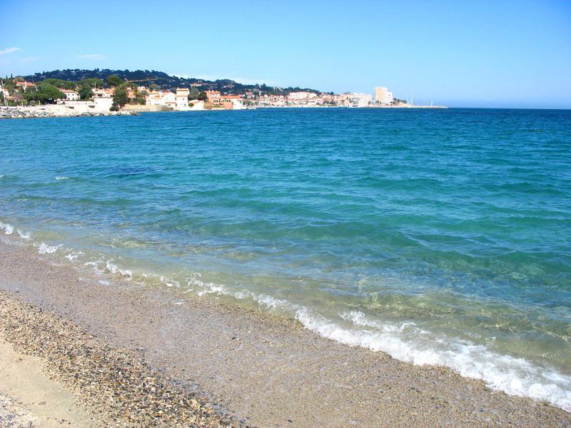 Пляжи Лазурного берега
