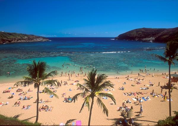 Гаваи острова