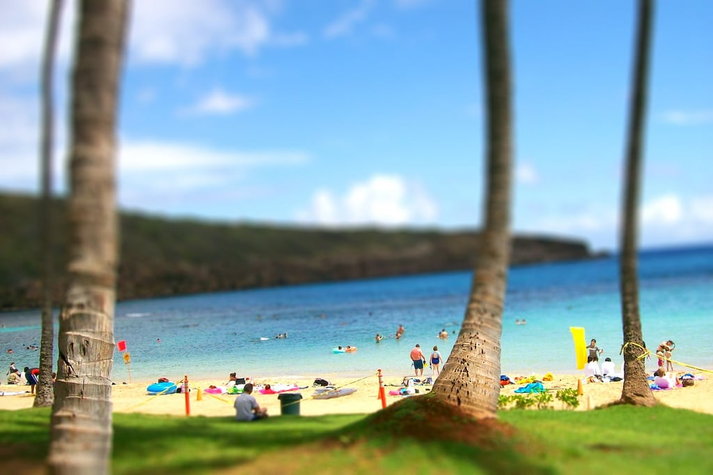 Пляжи на Гаваях