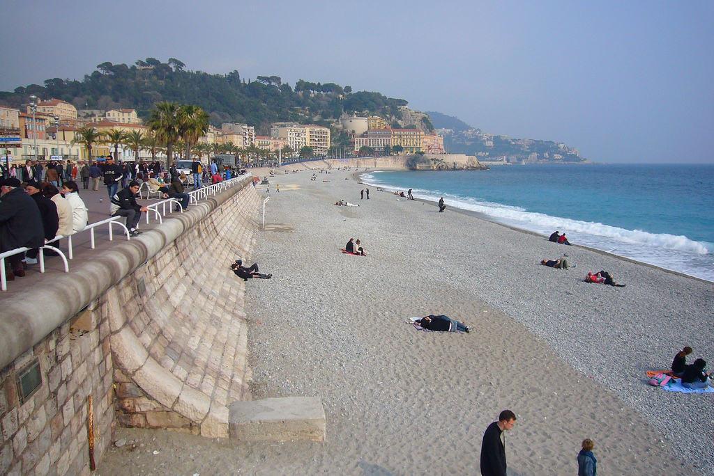 Ницца - туризм