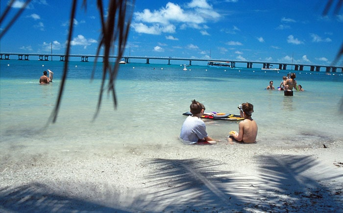 Пляжи Флориды