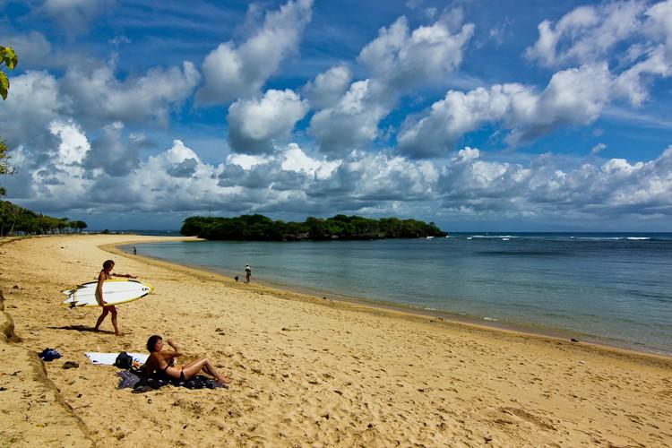 Пляжи Нуса Дуа