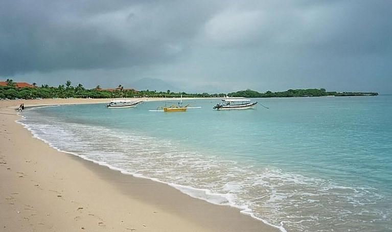 Пляжи Нуса Дуа и Джимбаран