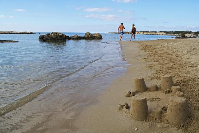 Пляж Корал-Бей