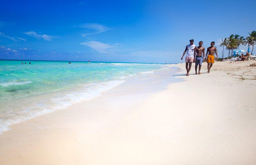 Гавана -пляж