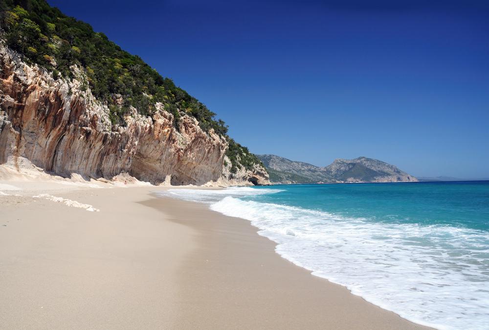 Пляжный отдых в Сардинии