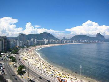 Пляжи Рио Де Жанейро