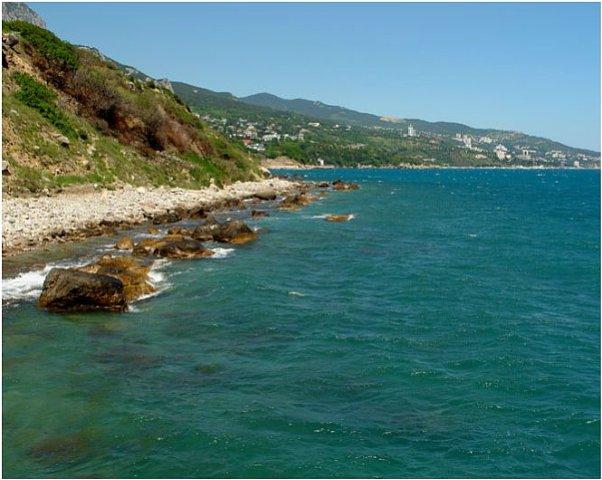 Пляж Дуся