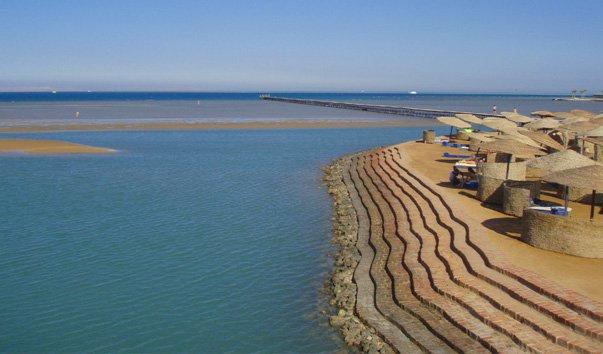 Пляж Эль Гуна