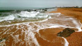 Пляжи в Феодосии
