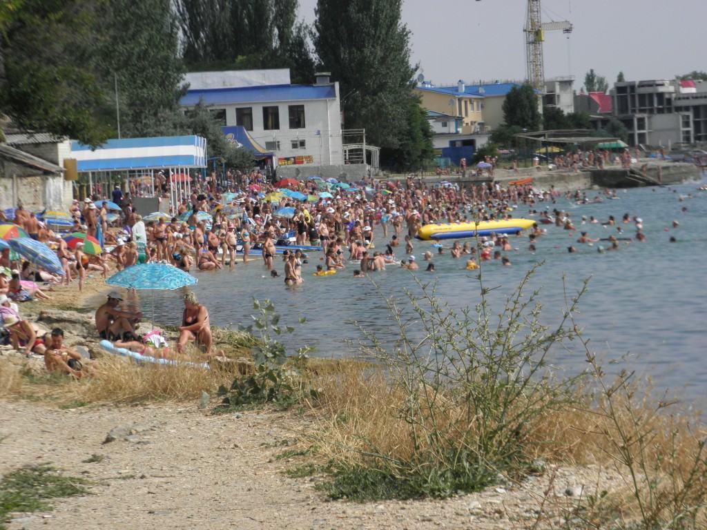 Пляж «Динамо»