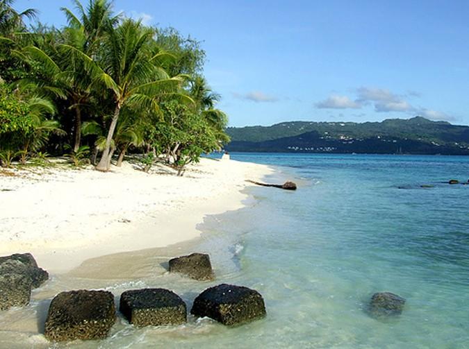 Японский пляжный отдых
