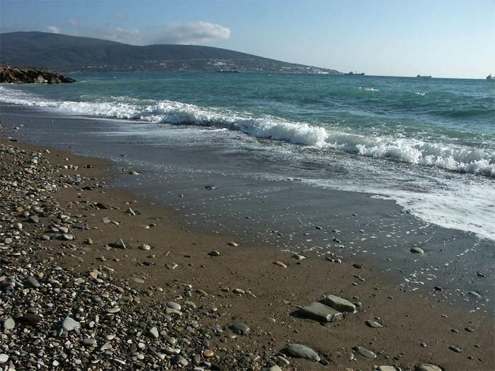 Пляж «Песчаное дно»