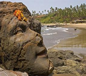 Гоа пляж