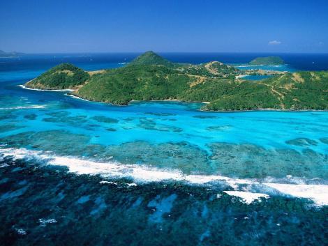 Пляжи на Карибах