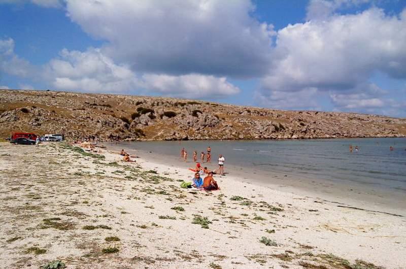 Пляжи Казантипа1