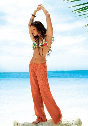 Пляжные костюмы